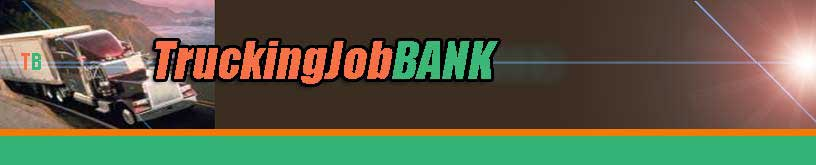 Trucking Job Bank